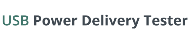 USB Power Delivery Tester logo