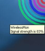 PassMark WirelessMon screenshot