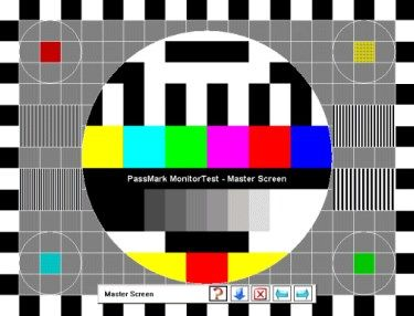 35 different test patterns