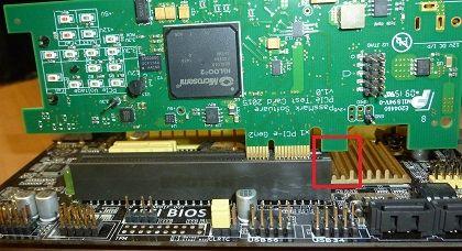 PassMark PCIe Gen2 0 Test Card FAQ